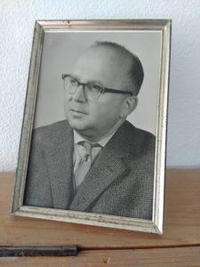 Foto meines Großvaters